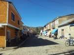 Main street in Zudanez