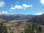 Villages near Cusco.