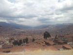 Cusco's historical centre