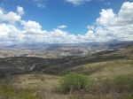 Just outside Ayacucho. Road to Huancayo.