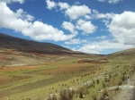 Road to Huancayo.
