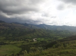 Views from Pasto to Popayan