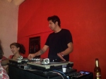 DJ Mixtery rocking the party, Terra Unum bar, Popayan