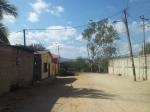 Dusty streets of Ocotal, Nicaragua.