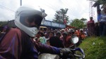 Stuck in an Easter procession, somewhere between Pajal and Sebol, Guatemala