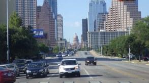 Downtown Austin TX.
