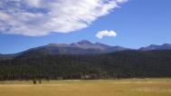 Long's Peak. Rocky Mountains National Park