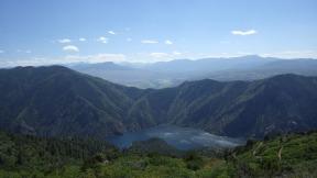Views from Black Canyon Road, near Gunnison.